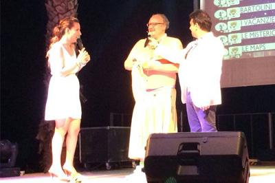 Torre Melissa Il Cervellone Summer Tour propone lo spettacolo del comico di Zelig