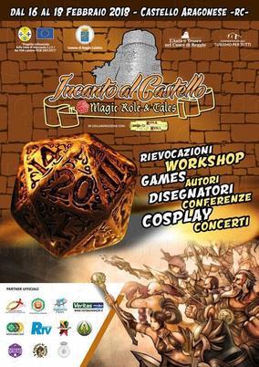 A Reggio Calabria tre giorni di magia con l'evento