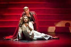 Al Politeama il musical Jesus Christ Superstar Venuti, Becucci, Bencini, Acacia