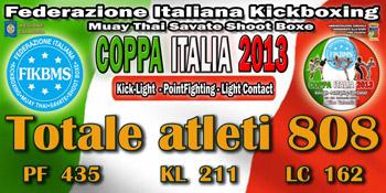 Vibo: presentata la Coppa Italia di kick boxing, numeri da record