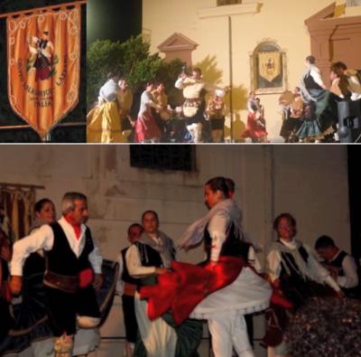 A Lazzaro (RC) uno spettacolo folk all'insegna della musica e del ballo