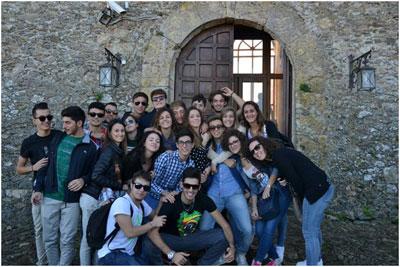 Tropea Festival leggere e scrivere: gli studenti del Fermi al progetto Travel Game la cultura della lettura