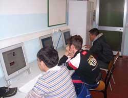 Reggio: corso regionale per minori come operatore grafico