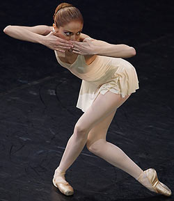 Cosenza: Mario Occhiuto riceverà la ballerina cosentina Maria Francesca Garritano, licenziata dalla Scala di Milano