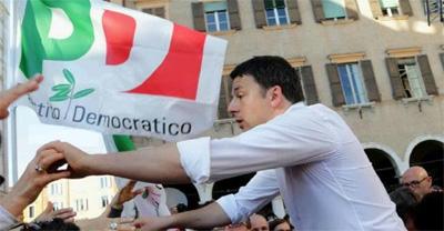 Matteo Renzi a Reggio Calabria per parlare del mercato del lavoro