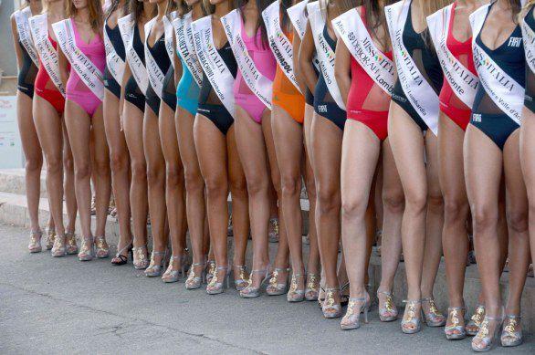 Miss Italia: Naomi Rizzo e Giuliana Panzino rappresenteranno la Calabria nella finalissima