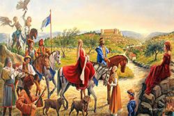 I Cinque sensi di marcia incontrano il Museo storico all'aperto di Cosenza