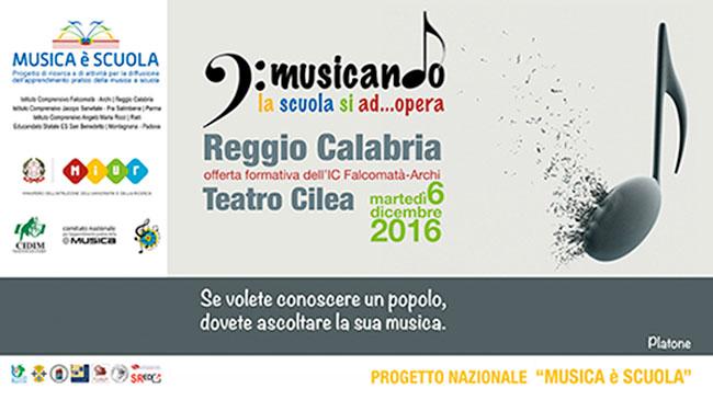 Reggio, grandi eventi per il progetto