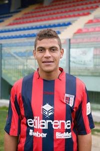 Arrestato per rapina il calciatore della Vibonese Maicon Oliva