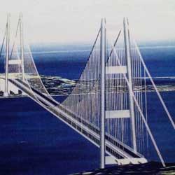 Ponte Stretto. Presentato progetto Daniel Libeskind
