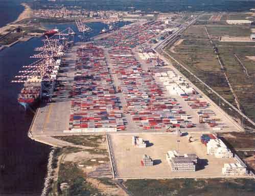 Presentazione del nuovo Terminal Intermodale del porto di Gioia Tauro