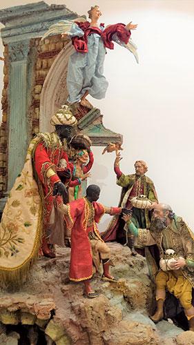 Catanzaro, viaggio tra le culture del mondo alla Fiera europea del presepe