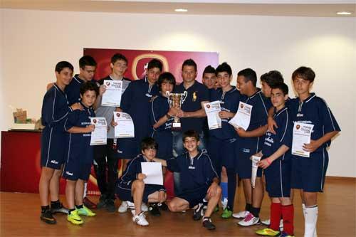 Reggina calcio: prosegue il progetto della squadra Impara Gioca Crea
