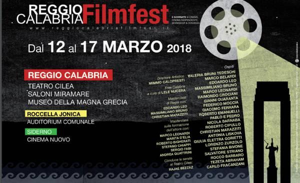 Al via la XII edizione del Reggio Calabria FilmFest