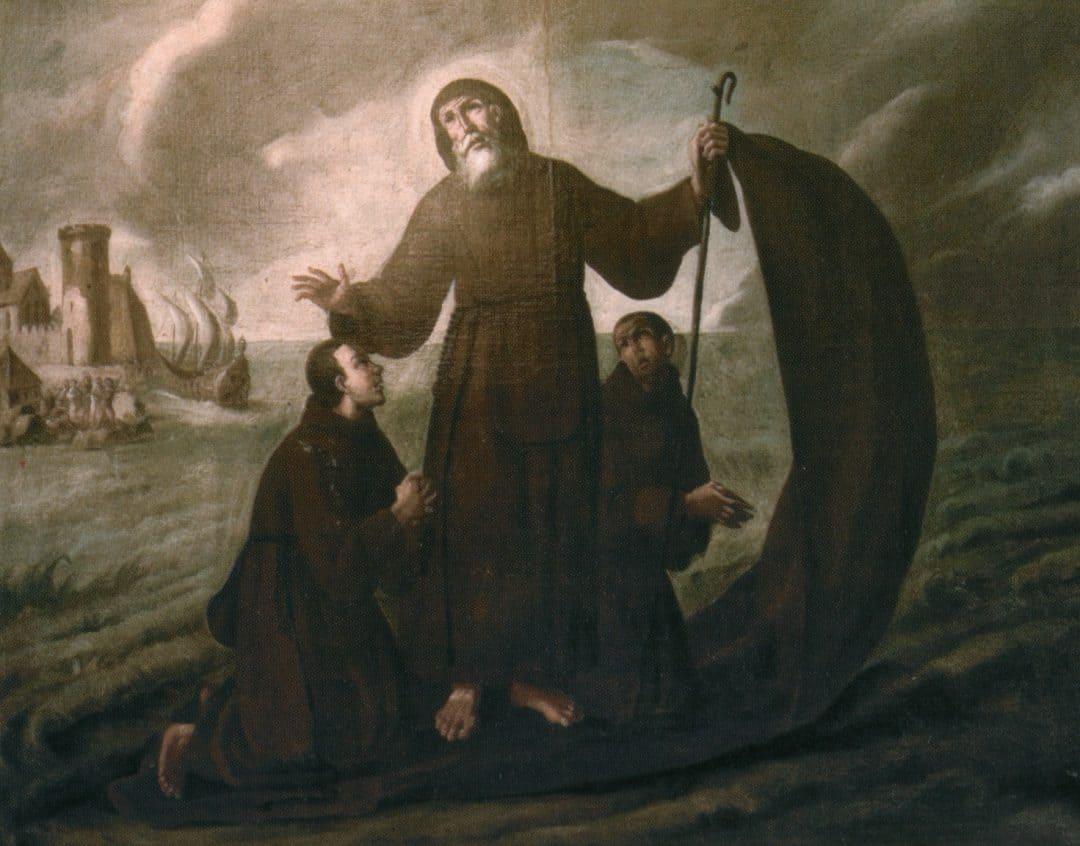 Dal 15 maggio la mostra La Calabria, IL Mezzogiorno e l'Europa al tempo di San Francesco