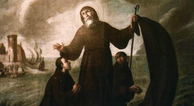 I due viaggi di Francesco: a Paola la proiezione del documentario sulla vita del santo