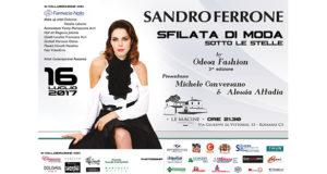 Moda a Rossano: sfilata sotto le stelle by Odesa Fashion