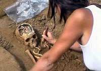 ritrovamento archeologico