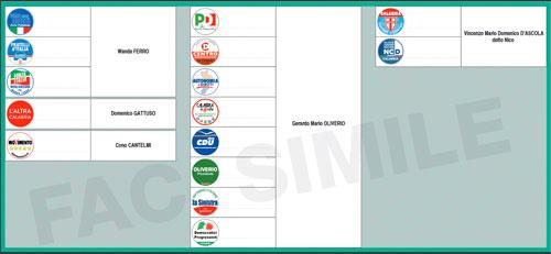 Elezioni Regionali Calabria 2014 - dati affluenza ore 19:00