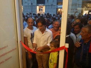 Reggio: inaugurata la nuova Segreteria del Pd