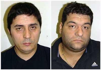 'Ndragnheta: tornano in carcere i fratelli delle vittime della strage di Duisburg