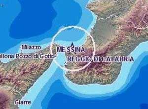 Terremoto nello Stretto, scossa di magnitudo 4.0 registrata nel reggino