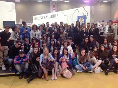 Travel game: la cultura della lettura. Le scuole calabresi protagoniste del Salone Internazionale del libro di Torino