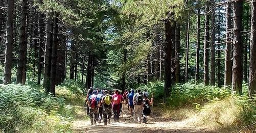 Kalabria Trekking presenta il sentiero escursionistico Soverato-Pizzo
