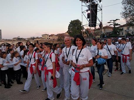 Il Trofeo Coni Kinder conferma la risalita della Calabria