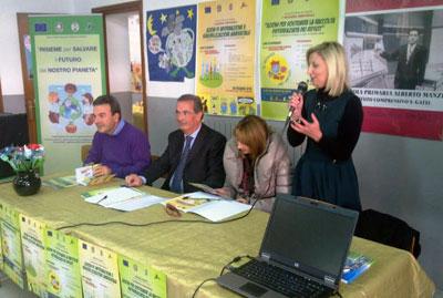 L'assessore Pugliano ha partecipato al primo incontro territoriale sulla sensibilizzazione ambientale