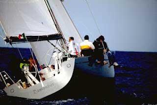 Il Campionato primaverile di vela d'altura fa tappa nel mare vibonese