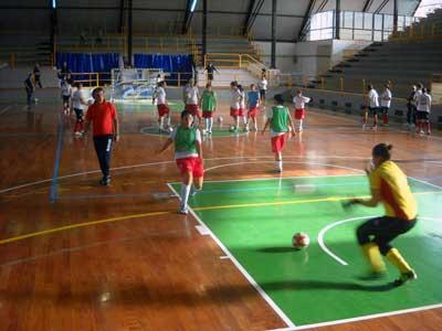 Calcio a 5 femminile, esordio amaro per la WS Catanzaro dopo una prestazione maiuscola