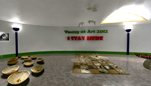 Young At Art Virtual. I Stay Here: online la collezione virtuale Bancartis