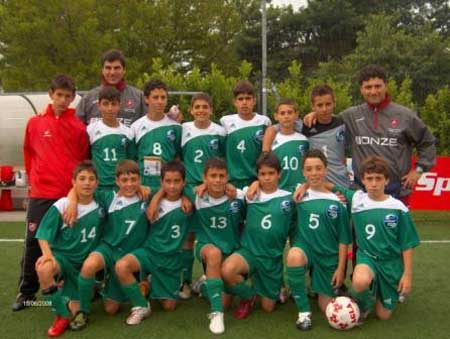 Calcio esordienti – parigi val bene una messa. la reggina under 12