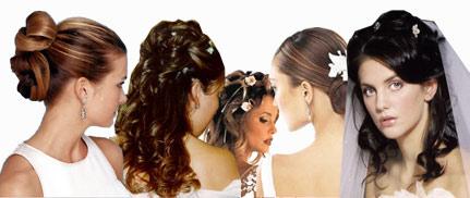Acconciatura per spose. Parrucchieri e stilisti del capello su CalabriaOnLine